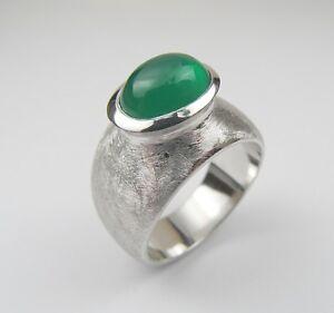 Ring-925er-Sterling-Silber-mit-Jade