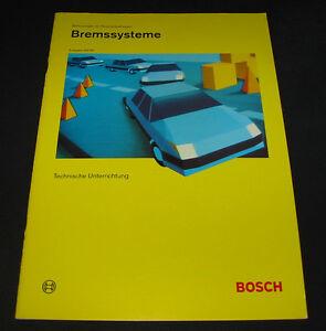 Technische-Information-Bosch-Bremsen-Bremssysteme-fuer-PKW-Stand-August-1994
