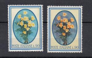 Fiori Gialli Varieta.Italia Varieta Flora Lire 90 1966 Vaso Fiori Gialli E Non Arancio