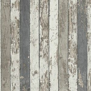 NARROW-WOOD-PLANKS-WALLPAPER-GREY-AS-CREATION-9591-42-FEATURE-WALL-NEW