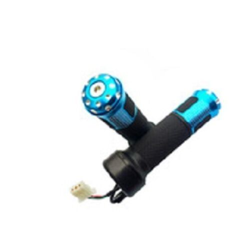 Rv-Parts Gasgriff E-Scooter Gaszug Drehgriff Ersatz 24 36 48v in 3 ver Farben