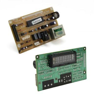 WB27T10491 GE Microwave Control Genuine OEM WB27T10491