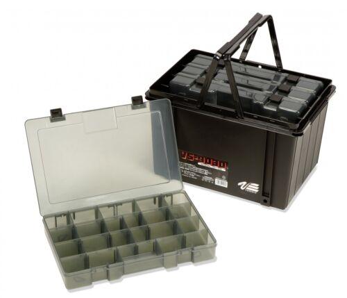 Meiho Versus VS 9030-4x Angelbox Tacklebox Angelkoffer Transporthilfe