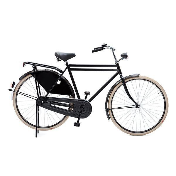 NUEVO Hombre Nostalgia Bicicleta holandesa  avalon  28 PULGADAS 1 velocidad, RH