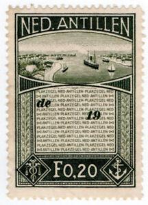 I-B-Netherlands-Antilles-Revenue-Duty-Stamp-20c