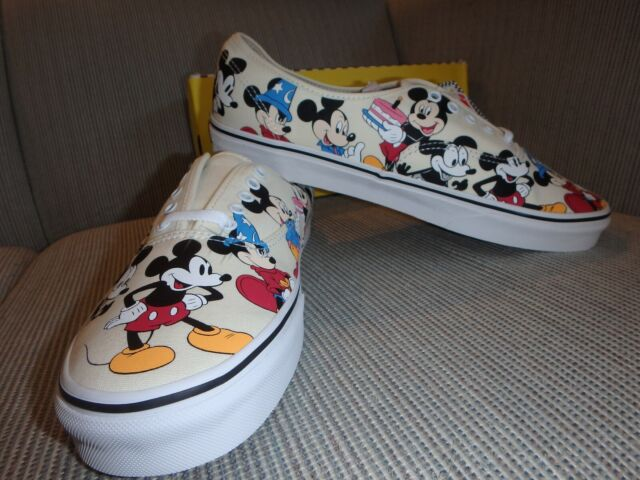 Mickey Mouse Sneakers Size 10 or 12 Disney Running Shoes