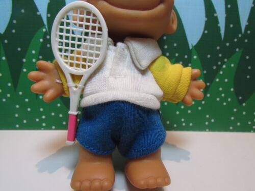 "5/"" Russ Doll NEW IN ORIGINAL WRAPPER TENNIS"