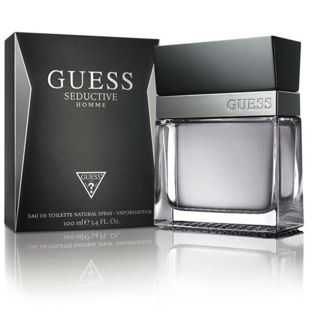 New Guess Seductive Homme Eau De Toilette 100ml Perfume