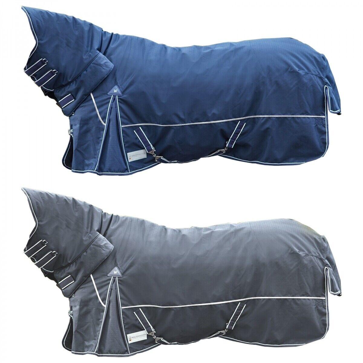 Invierno manta cuello parte 200g relleno Comfort Waldhausen Horse fashion-nuevo