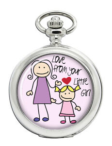 Love-From-Your-Little-Girl-Pocket-Watch