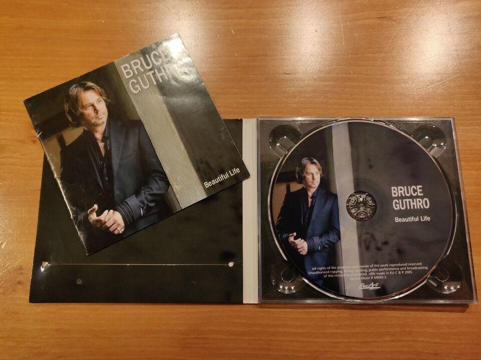 Bruce Guthro: Beautiful Life, rock
