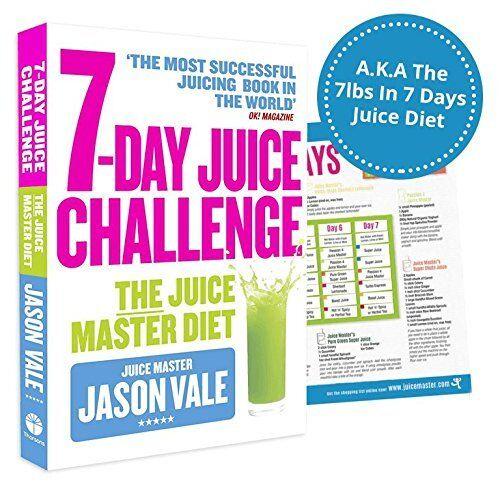 1 of 1 - 7-Day Juice Challenge: The Juice Master Diet,Jason Vale