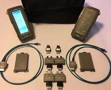 Agilent Wirescope 350 Digital Cable Tester Analyzer Cat6 5e Mmsm Withwarranty