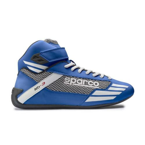 Chaussures SPARCO KB-3 bleu Prix maga 82 €