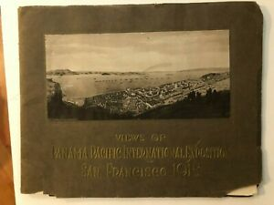 1915 Views Panama Pacific Exposition, San Francisco