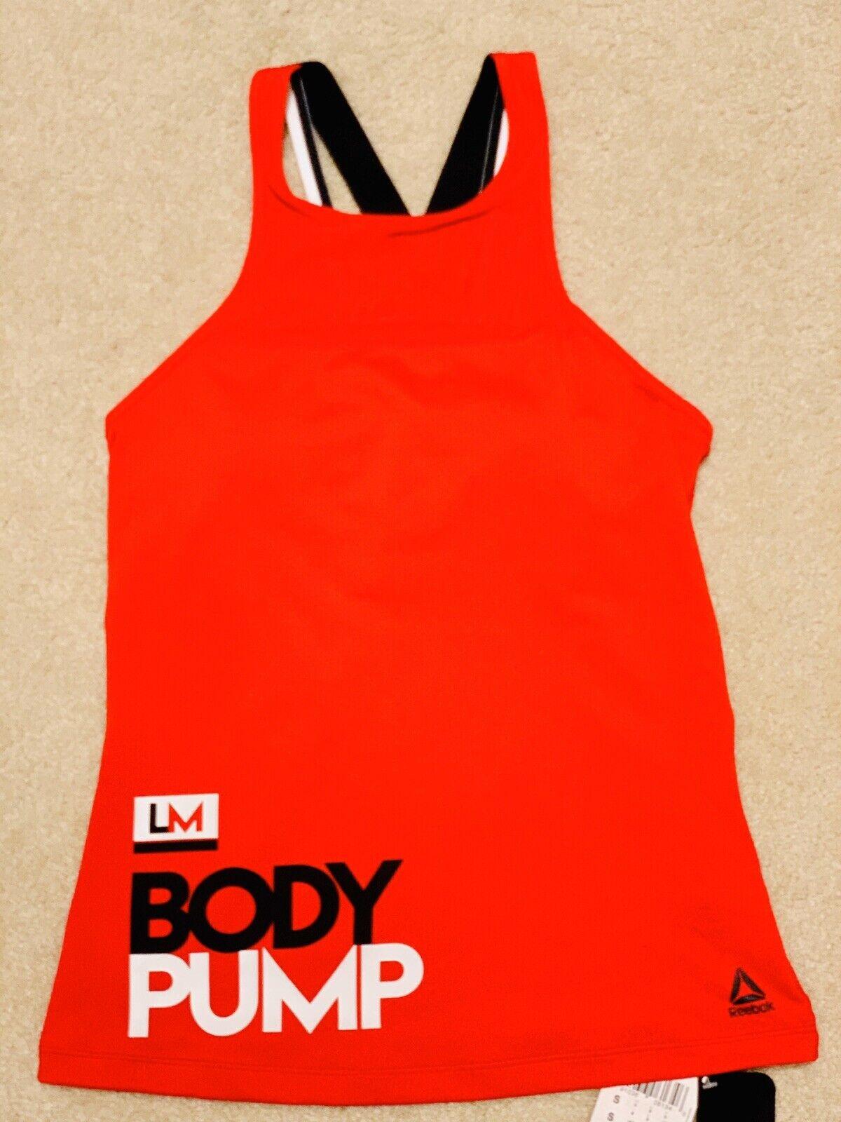 bodypump tank