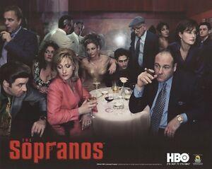 THE-SOPRANOS-4TH-SEASON-CAST-16x20-POSTER-TV-HBO-James-Gandolfini-4
