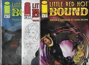 Image Comics Little Red Hot Bound NM-//M 2001