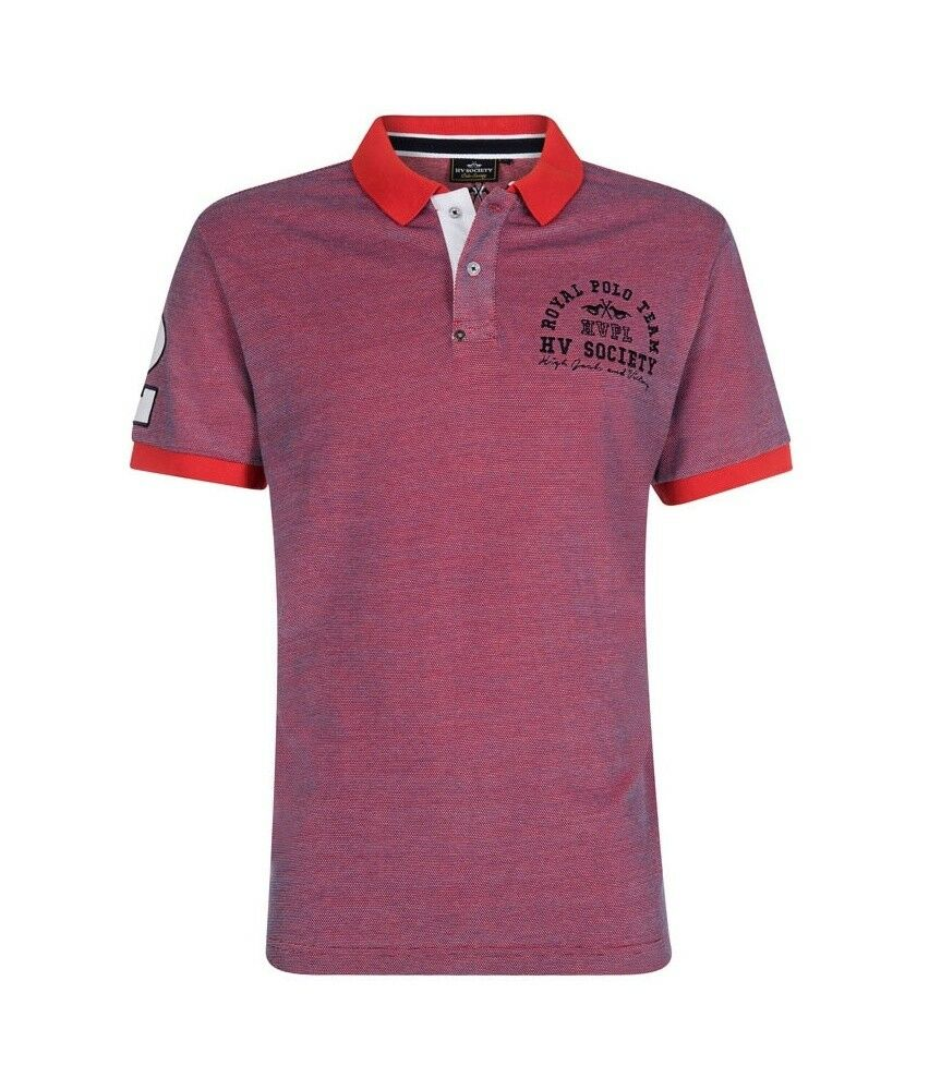 Polo  para hombre Camisa Benton HV polo Pepper nuevo  diseños exclusivos