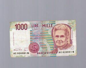 banconota-1000-lire-repubblica-montessori-1990