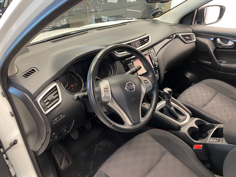 Billede af Nissan Qashqai 1,2 Dig-T 115 Acenta Connect