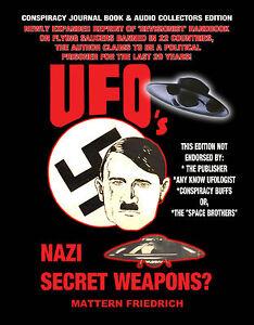 Details about UFO's: NAZI SECRET WEAPONS