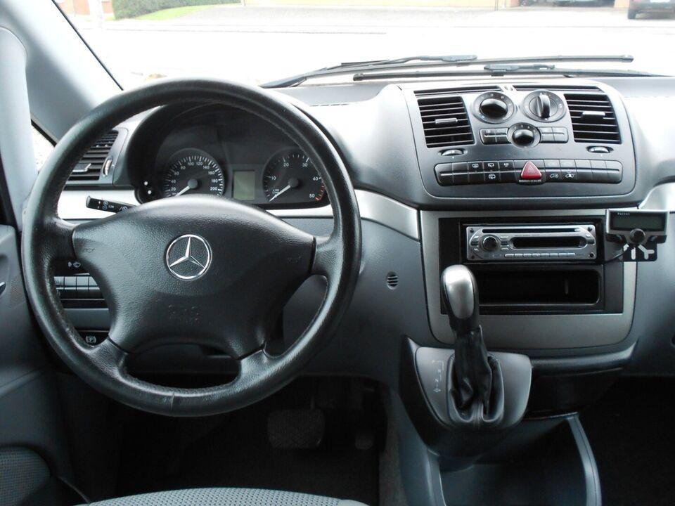 Mercedes Viano 3,0 CDi Trend aut. lang Diesel aut.