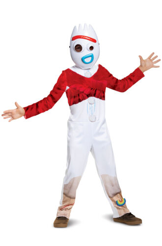 Brand New Disney Toy Story 4 Forky Classic Child Costume