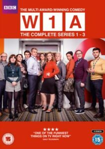 Neuf-W1A-Serie-1-Pour-3-Complet-Collection-DVD