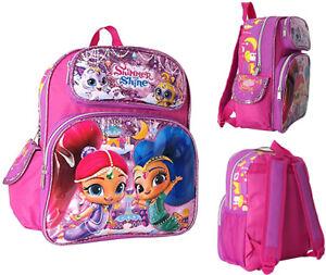 029605e72acf Disney Shimmer and Shine Toddler Backpack 12