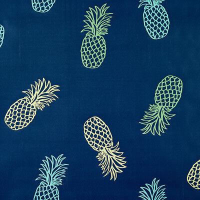 Pink Green Blue Tropicana Flamingos /& Pineapples Wipe Clean PVC Vinyl Tablecloth