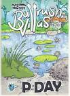 Bullrush Villas: P Day by M. Frogge (Spiral bound, 2008)