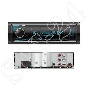 Kenwood-KMM-BT304-MP3-Autoradio-mit-Bluetooth-USB-iPod-AUX-IN-Radio-Tuner-Spotif