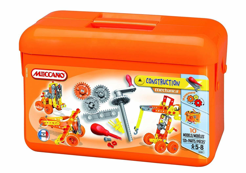 economico e alla moda MECCANO 0261 - Meccano Set 2 2 2 Mechanical Construction scatola  prodotti creativi