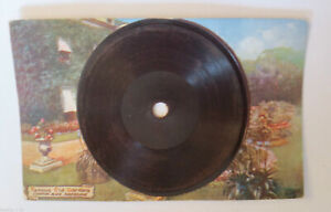034-Postcard-Tuck-amp-Sons-Schallplatte-Gramophone-034-1910-Oilette-33251