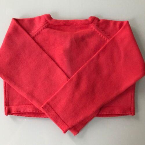 Ragazza Cardigan BOLERO Baby Cotone Biologico Bambini GIUBBINO per abito