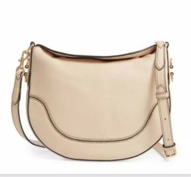 0f953197c707 Marc Jacobs Small Drifter Leather Shoulder Bag Buff Color M0012132 ...