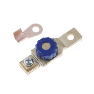 Zinc-alloy-car-motorcycle-cut-off-switch-battery-disconnect-isolator-swith-HO