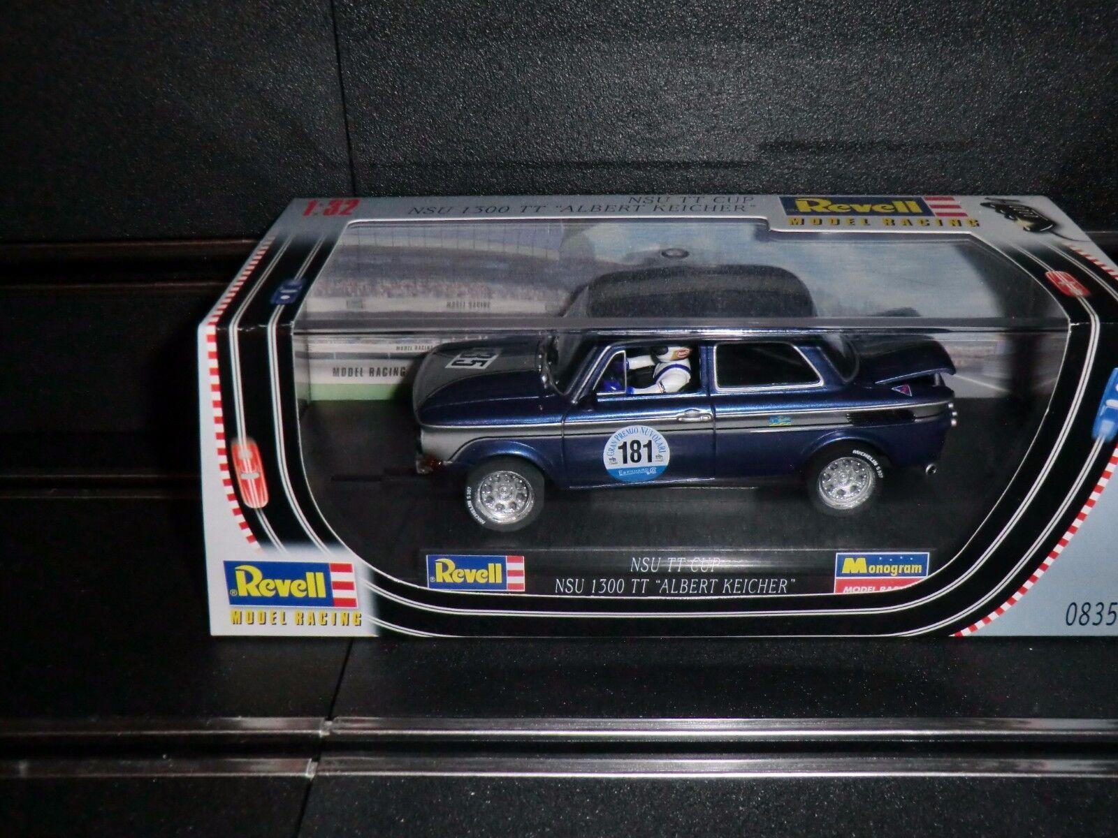 Revell 08357  NSU 1300 TT Cup  Albert Keicher No. 181  --- NEU in OVP ---