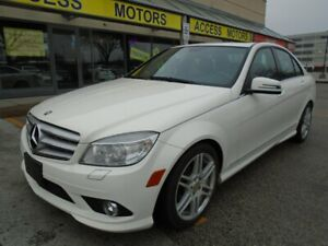 2010 Mercedes Benz C-Class, AWD, Must Be Seen, No Accident