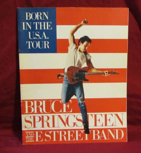 Bruce Springsteen Born in the USA Tour 1984