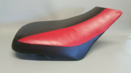 HONDA TRX500FA Seat Cover 2005-2011 Foreman RUBICON 2-tone BLACK /& RED