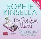 I've Got Your Number by Sophie Kinsella (CD-Audio, 2012)