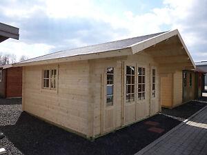 44mm 4 18x4 18m gartenhaus capri 4242 m fussboden doppel isolierglas 1 3m vd ebay - Englisches gartenhaus ...