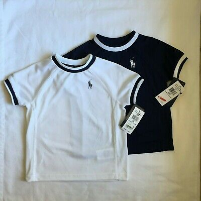 Polo Ralph Lauren Boys Tshirts Performance 2T-7years