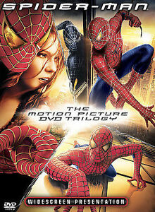 Details about Spider-Man 1,2,3 Trilogy DVD Box Set (Widescreen, Special  Edition) Collector Box