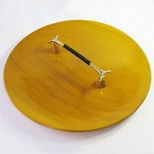 Vintage Retro Vanikor Australian Made Woodware Food/Snack Serving Tray