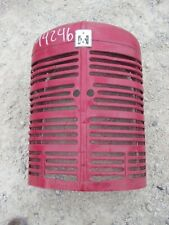 Farmall M Early Sm Ih Tractor Orgnal Nose Cone Grill With Screen Amp Emblem Amp Insert