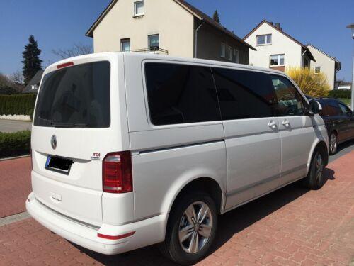 Voiture Protection Soleil Solaire reconstituée panneaux aucune Diapositive VW BUS t6 de long L 2 à partir de 2015