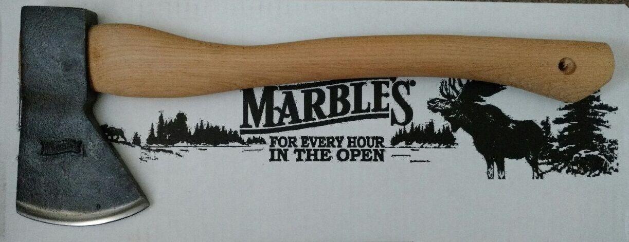 MARBLE'S SINGLE BIT CAMP AXE HATCHET - MARBLES - MR701SB - New In Box